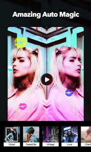 Video Editor,Music,Magic Effect-Super Video Maker