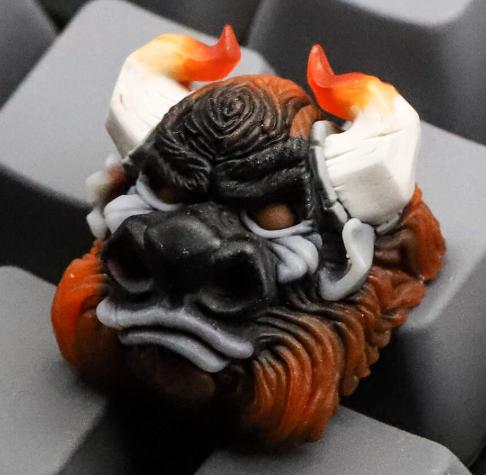 Artkey - Firefang Bull v2