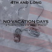 No Vacation Days: A Tribute to the U.S. Armed Forces