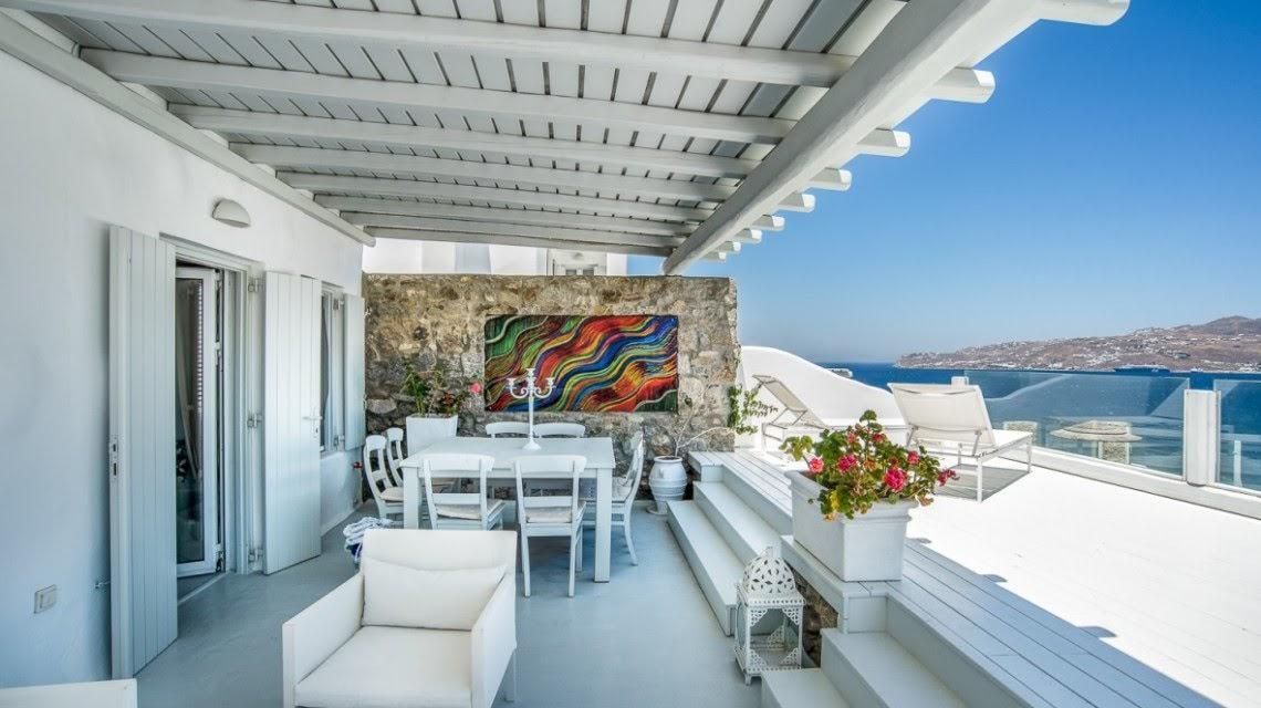 Villa Begonia, Mykonos
