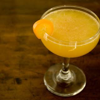 Kumquat Whiskey Sour.