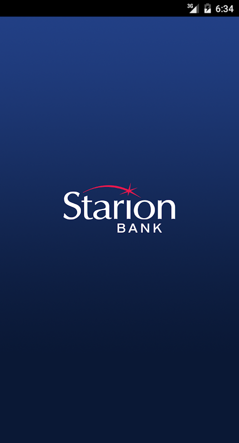 Starion Bank Personal Banking- screenshot