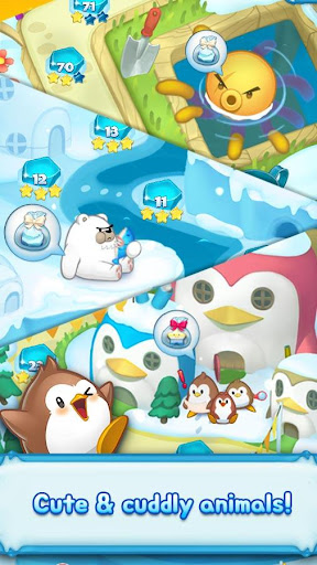 Air Penguim Puzzle