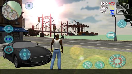 San Andreas City: Crimes and Gangsters 1.5 screenshots 4