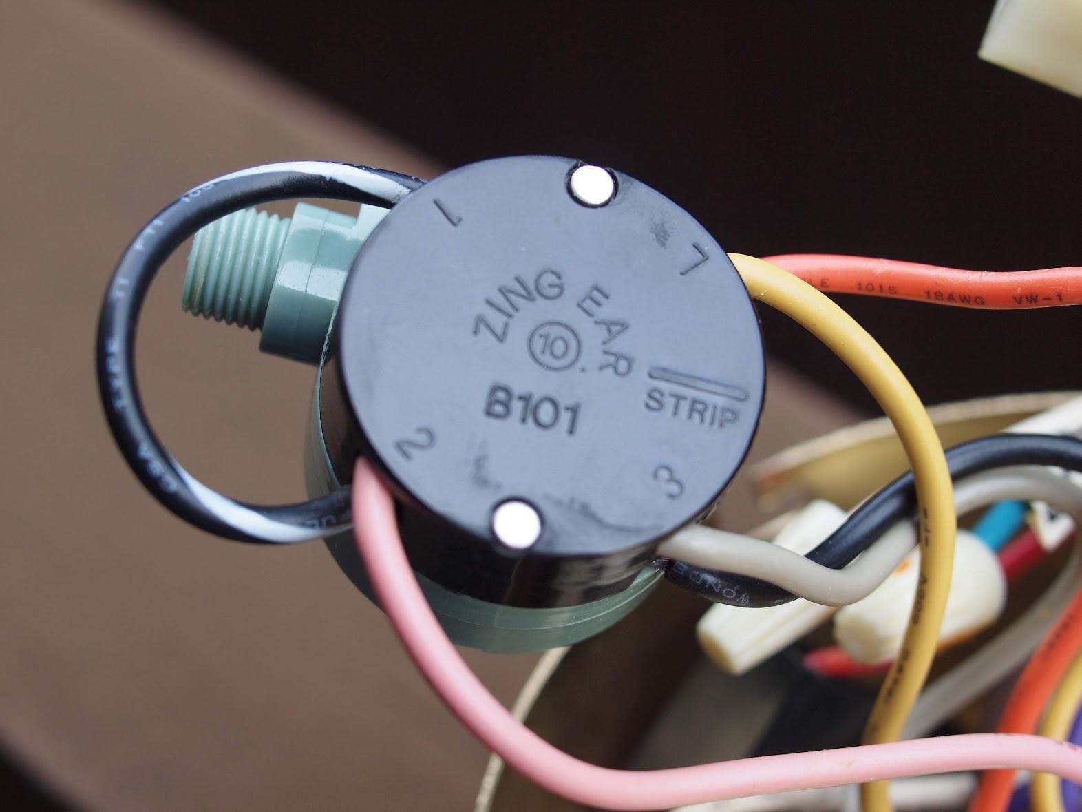 Ceiling Fan Pull Switch