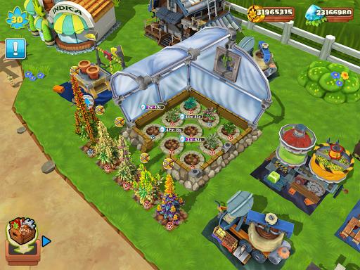 CannaFarm - Weed Farming Collection Game screenshots 6