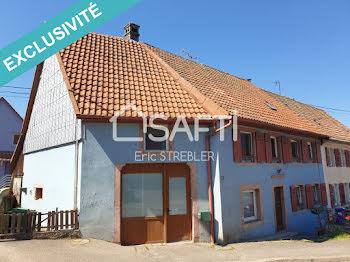 maison à Lutzelhouse (67)