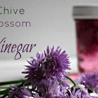 Chive Vinegar Recipe