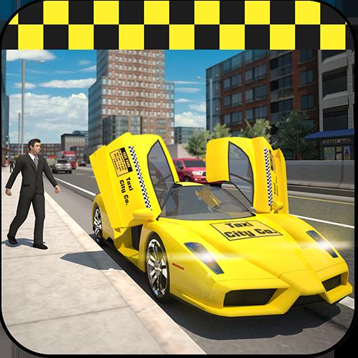 City Taxi Simulator 2015