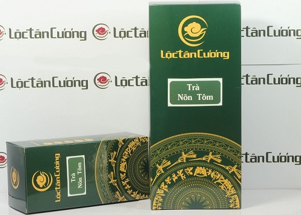 Trà Nõn Tôm của công ty Lộc Tân Cương