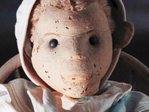 Cara del Muñeco Robert
