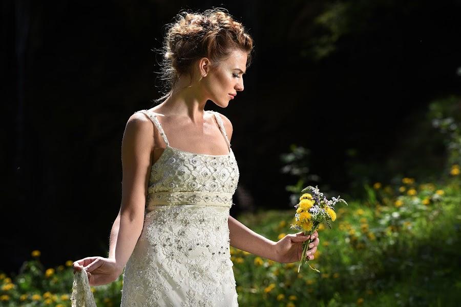 Bride  by Foto Zrak - Wedding Bride ( face, natural light, wedding photography, beautiful, wedding dress, forest, love, wedding, weddings, bride, flowers, natural, wedding details, flower )