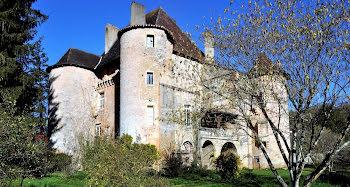 château à Les Junies (46)