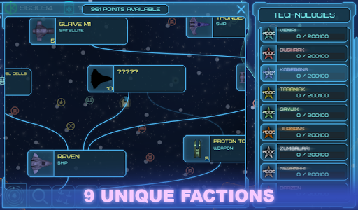 Event Horizon - space rpg - screenshot