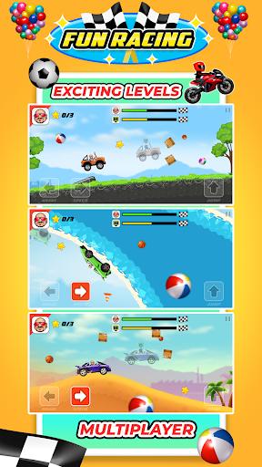 Chicken Leg Piece - Fun Race Multiplayer apktram screenshots 3