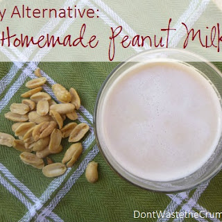Homemade Peanut Milk Recipes