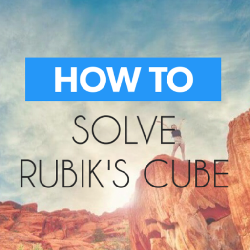How to solve a rubik's cube 遊戲 App LOGO-硬是要APP
