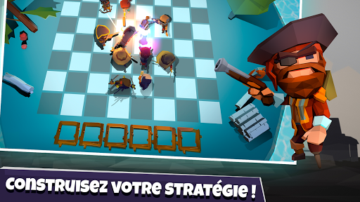 Heroes Auto Chess: Simulateur de combat tactique  captures d'écran 1