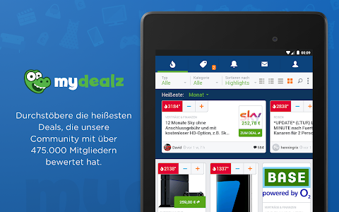 mydealz – Gutscheine & Deals screenshot 10