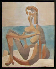 Photo: Pablo PICASSO - Seated bather