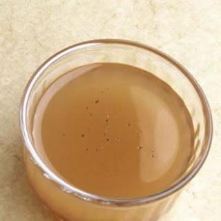 Walnut Oil Vinaigrette
