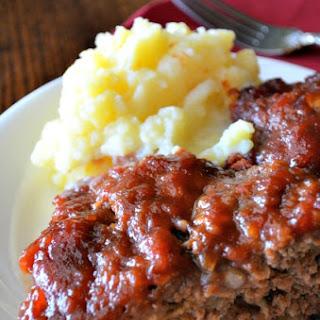 Moist Meatloaf-Recipe