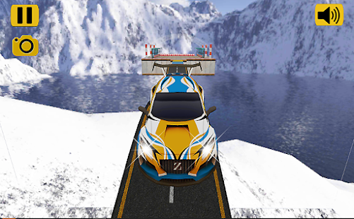 Rally Driving: Impossible Rally Racer Dirt Racing Screenshot