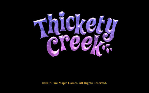 Thickety Creek - screenshot