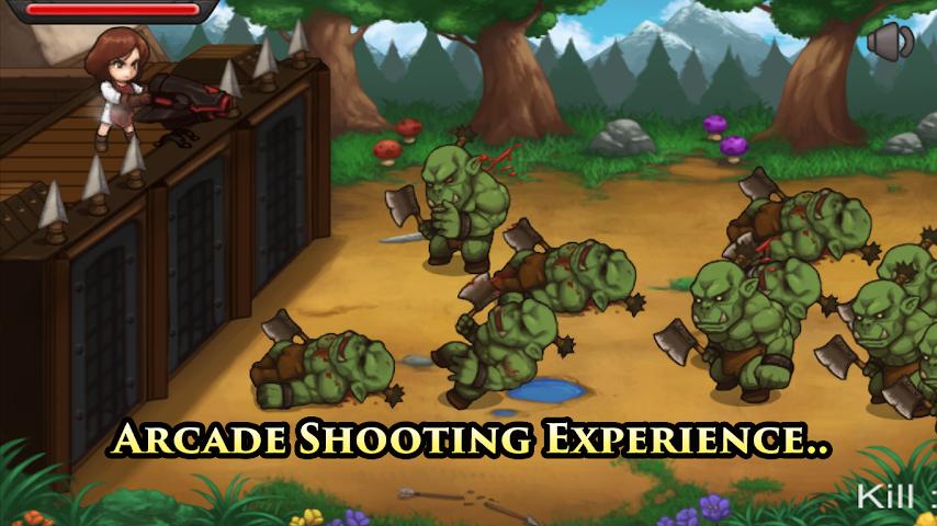 android Castle Hero Defense Pro Screenshot 3