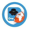 Private Browser Downloader: Incognito Web Browser icon