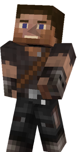 Animated Adventure Steve Nova Skin
