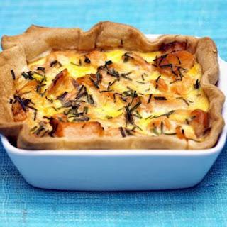 Fish Pastry Pie