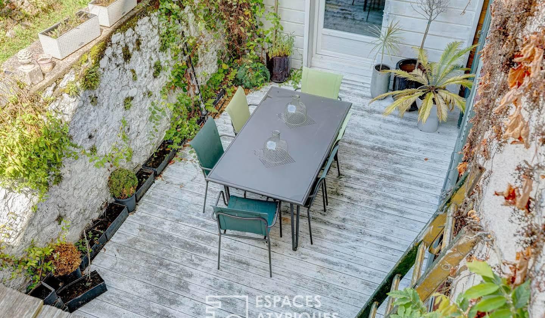 Maison avec terrasse Menthon-Saint-Bernard