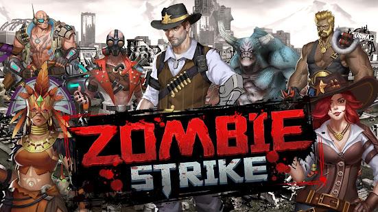 Zombie Strike : The Last War of Idle Battle (SRPG) 1