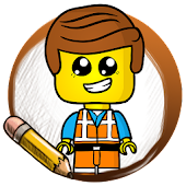 Learn To Draw Lego Movie