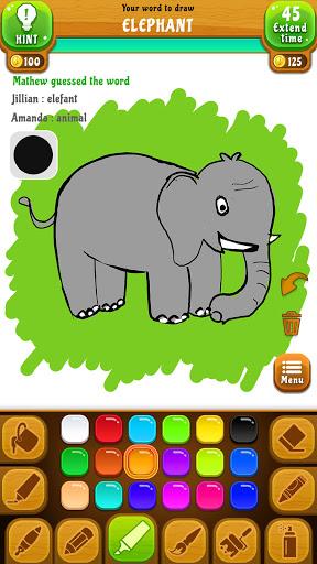 Draw N Guess Multiplayer 5.0.20 screenshots 4