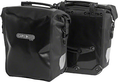 Ortlieb Front-Roller City Front Pannier: Pair alternate image 1
