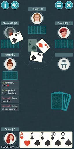 Yaniv Card Game apkpoly screenshots 4