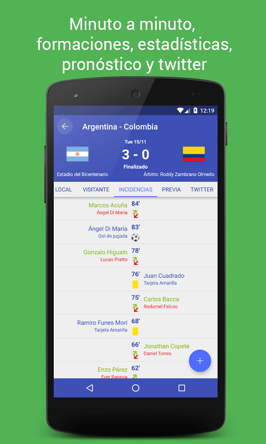 La Liga - Argentinian Football- screenshot