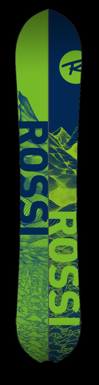 e7b72bec4 Splitboard je snowboard rozrezaný po dĺžke na dve samostatné lyže, na ktoré  stačí nalepiť šľapacie pásy a upevniť nohu v snowboardovej bote do  špeciálneho ...
