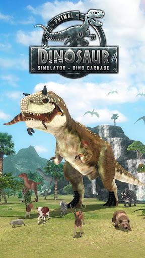 Primal Dinosaur Simulator - Dino Carnage screenshots 1