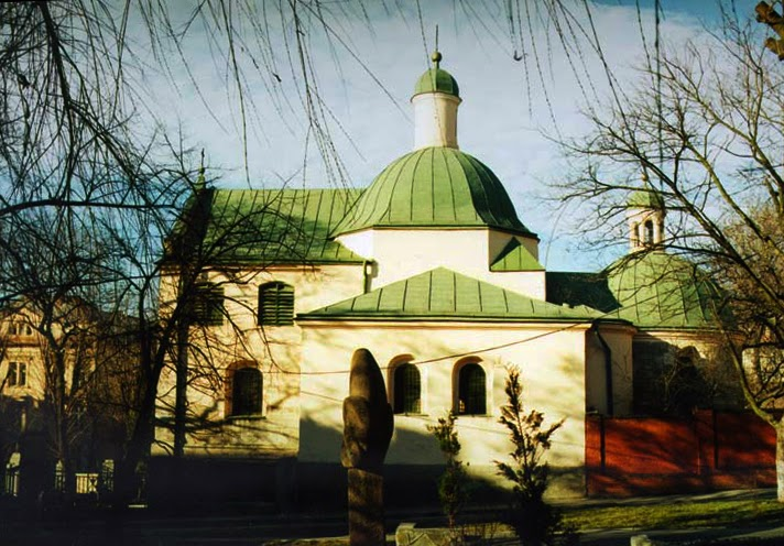 Photo: Церква Святого Миколая - усипальниця Князів Галицьких