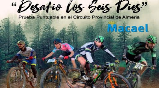 Vuelve a escena el Circuito Provincial de Almería BTT Maratón 2019
