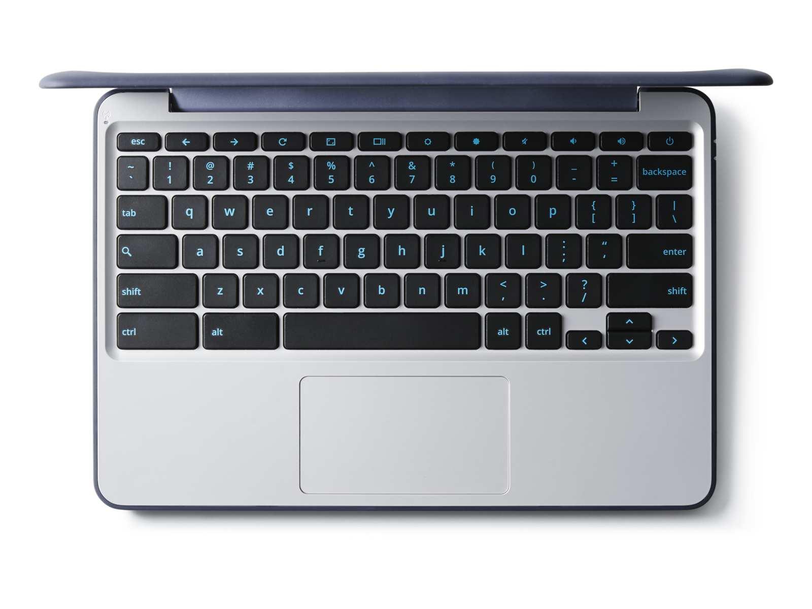 ASUS Chromebook C202 - photo 4
