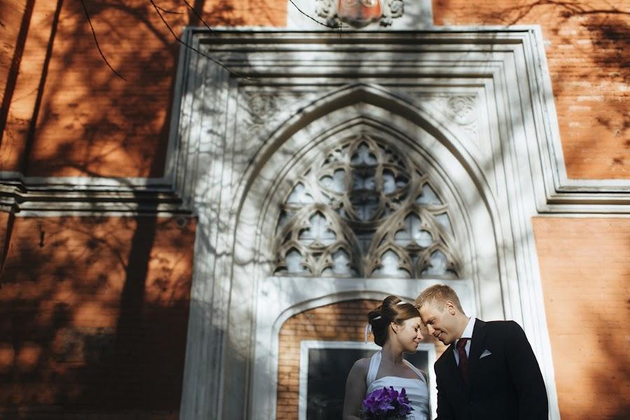 Wedding photographer Nazar Voyushin (NazarVoyushin). Photo of 19.10.2014