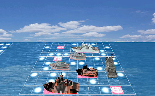 Sea Battle 3D PRO: Warships  captures d'écran 6