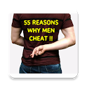 55 REASONS WHY MEN CHEAT icon
