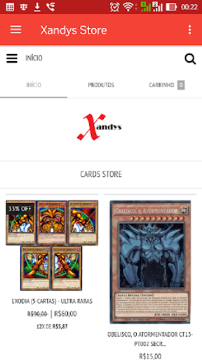 Xandys Store  screenshots 1