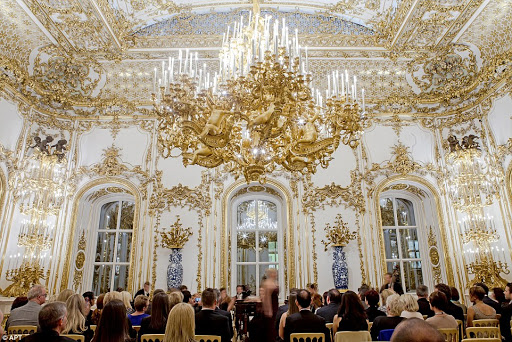 city-palace-concert-vienna.jpg - One of AmaWaterways' cruises stops in Vienna, where passengers have the option of attending a City Palace Concert.