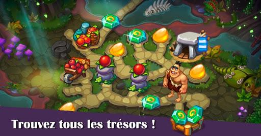 Tu00e9lu00e9charger Stone Ageu00a0: Retour u00e0 l'u00e2ge de pierre APK MOD (Astuce) screenshots 2